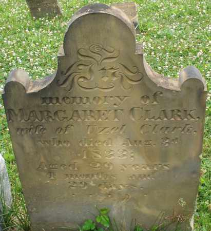 CLARK, MARGARET - Butler County, Ohio   MARGARET CLARK - Ohio Gravestone Photos