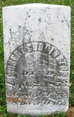 CODDINGTON, ROBERT - Butler County, Ohio | ROBERT CODDINGTON - Ohio Gravestone Photos