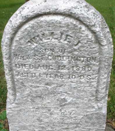 CODDINGTON, WILLIE L. - Butler County, Ohio | WILLIE L. CODDINGTON - Ohio Gravestone Photos