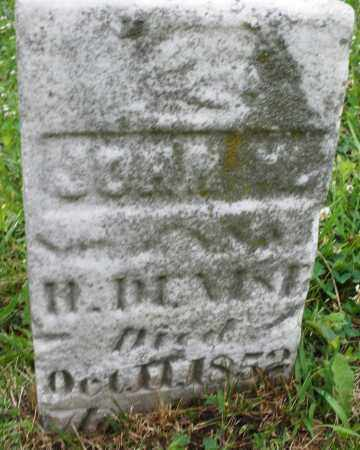 DENISE, JOHN - Butler County, Ohio | JOHN DENISE - Ohio Gravestone Photos