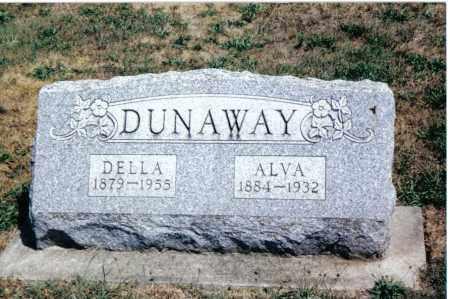 DUNAWAY, DELLA - Butler County, Ohio   DELLA DUNAWAY - Ohio Gravestone Photos