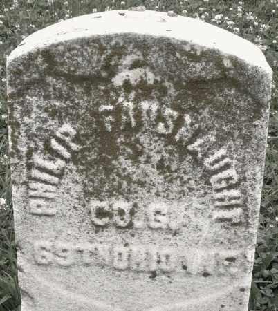 FAUSNAUGHT, PHILIP - Butler County, Ohio   PHILIP FAUSNAUGHT - Ohio Gravestone Photos