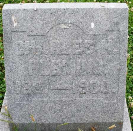 FLEMING, CHARLES H. - Butler County, Ohio | CHARLES H. FLEMING - Ohio Gravestone Photos