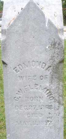 FLEMING, EDMONDA - Butler County, Ohio | EDMONDA FLEMING - Ohio Gravestone Photos