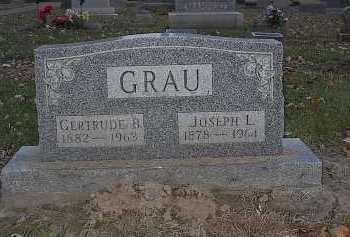 GRAU, JOSEPH L. - Butler County, Ohio | JOSEPH L. GRAU - Ohio Gravestone Photos