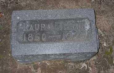 GRAU, LAURA E. - Butler County, Ohio   LAURA E. GRAU - Ohio Gravestone Photos