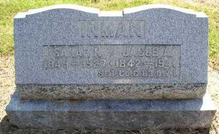INMAN, SARAH N. - Butler County, Ohio | SARAH N. INMAN - Ohio Gravestone Photos