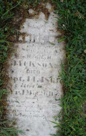 JACKSON, DANIEL - Butler County, Ohio | DANIEL JACKSON - Ohio Gravestone Photos