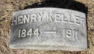 KELLER, HENRY - Butler County, Ohio   HENRY KELLER - Ohio Gravestone Photos