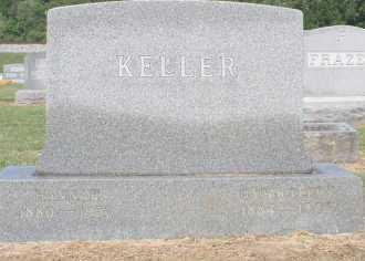 KELLER, OSCAR LEROY - Butler County, Ohio | OSCAR LEROY KELLER - Ohio Gravestone Photos