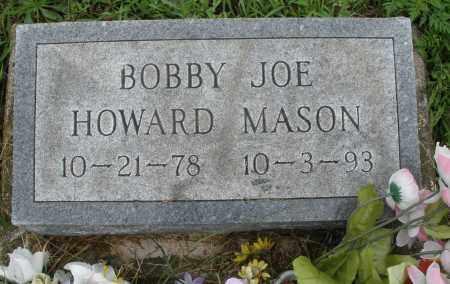 MASON, BOBBY JOE HOWARD - Butler County, Ohio | BOBBY JOE HOWARD MASON - Ohio Gravestone Photos