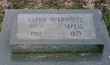 OVERHOLTS, GLENN - Butler County, Ohio | GLENN OVERHOLTS - Ohio Gravestone Photos