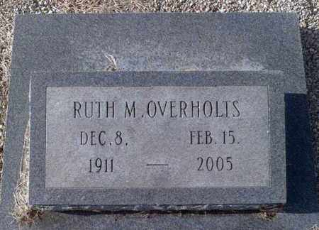 MCCORMICK OVERHOLTS, RUTH - Butler County, Ohio | RUTH MCCORMICK OVERHOLTS - Ohio Gravestone Photos