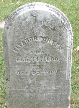 PORTER, ELEANOR - Butler County, Ohio | ELEANOR PORTER - Ohio Gravestone Photos
