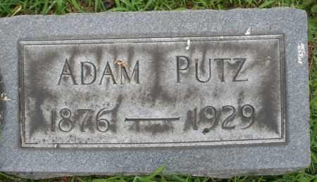 PUTZ, ADAM - Butler County, Ohio | ADAM PUTZ - Ohio Gravestone Photos