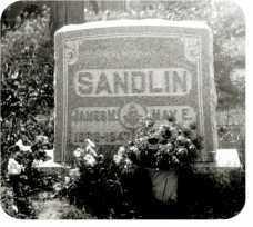 LEE SANDLIN, ELIZABETH - Butler County, Ohio | ELIZABETH LEE SANDLIN - Ohio Gravestone Photos