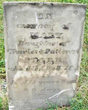 STARR, MARY - Butler County, Ohio | MARY STARR - Ohio Gravestone Photos