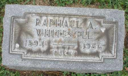 WHITESELL, RAPHAEL A. - Butler County, Ohio | RAPHAEL A. WHITESELL - Ohio Gravestone Photos