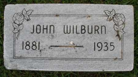 WILBURN, JOHN - Butler County, Ohio | JOHN WILBURN - Ohio Gravestone Photos