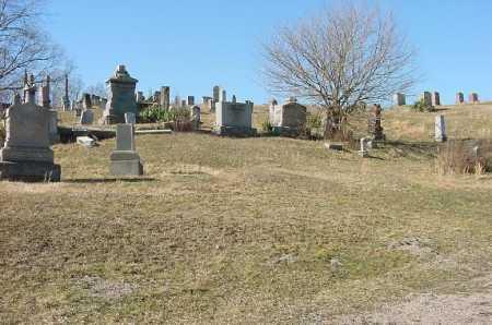 AMSTERDAM, CEMETERY - VIEW #3 - Carroll County, Ohio | CEMETERY - VIEW #3 AMSTERDAM - Ohio Gravestone Photos