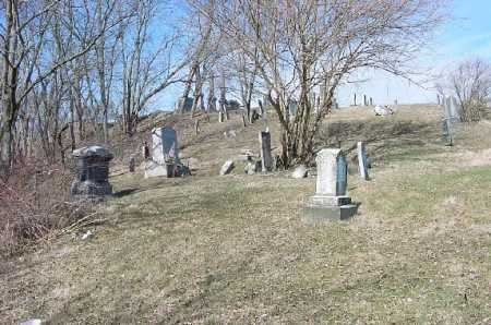 AMSTERDAM, CEMETERY - VIEW #4 - Carroll County, Ohio | CEMETERY - VIEW #4 AMSTERDAM - Ohio Gravestone Photos