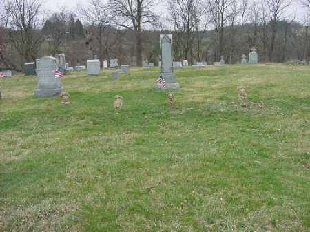 AMSTERDAM, CEMETERY - MINER'S BURIAL - Carroll County, Ohio | CEMETERY - MINER'S BURIAL AMSTERDAM - Ohio Gravestone Photos