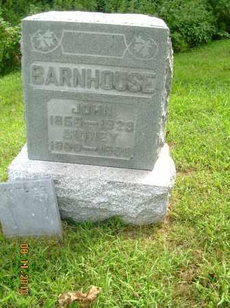 WAGNER BARNHOUSE, SIDNEY - Carroll County, Ohio | SIDNEY WAGNER BARNHOUSE - Ohio Gravestone Photos