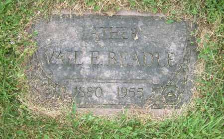 BEADLE, VAIL ELIAS - Carroll County, Ohio   VAIL ELIAS BEADLE - Ohio Gravestone Photos