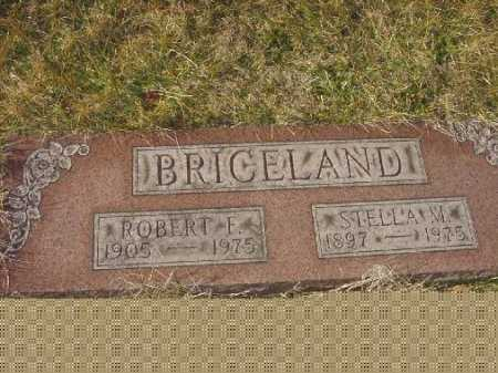 BRICELAND, ROBERT F. - Carroll County, Ohio | ROBERT F. BRICELAND - Ohio Gravestone Photos