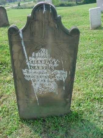 CARTER, CHARLES - Carroll County, Ohio | CHARLES CARTER - Ohio Gravestone Photos