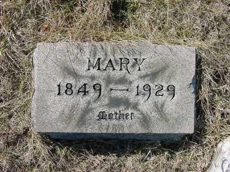 CATRELL, MARY - Carroll County, Ohio   MARY CATRELL - Ohio Gravestone Photos