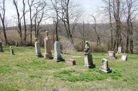 CEMETERY, OVERVIEW 1 - Carroll County, Ohio | OVERVIEW 1 CEMETERY - Ohio Gravestone Photos