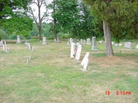 CHESTNUT RIDGE CHURCH, CEMETERY #4 - Carroll County, Ohio | CEMETERY #4 CHESTNUT RIDGE CHURCH - Ohio Gravestone Photos