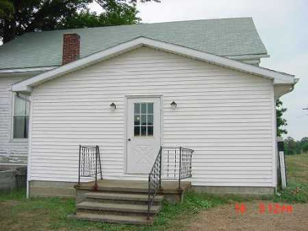 CHESTNUT RIDGE CHURCH, SIDE VIEW - Carroll County, Ohio | SIDE VIEW CHESTNUT RIDGE CHURCH - Ohio Gravestone Photos