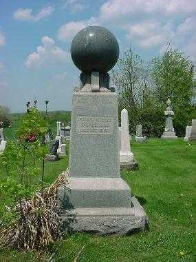 COX, MONUMENT - Carroll County, Ohio | MONUMENT COX - Ohio Gravestone Photos