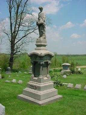 CULP, MONUMENT - CLOSEVIEW - Carroll County, Ohio   MONUMENT - CLOSEVIEW CULP - Ohio Gravestone Photos