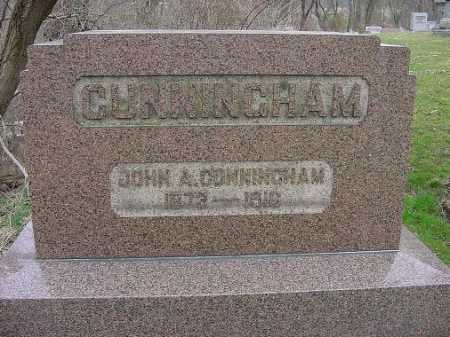 CUMMINGHAM, JOHN - Carroll County, Ohio | JOHN CUMMINGHAM - Ohio Gravestone Photos