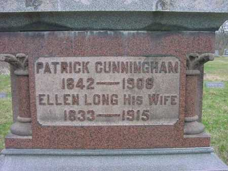 CUMMINGHAM, ELLEN - Carroll County, Ohio | ELLEN CUMMINGHAM - Ohio Gravestone Photos