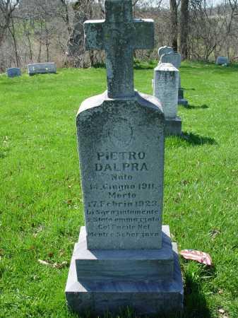 DALPRA, PIETRO - Carroll County, Ohio | PIETRO DALPRA - Ohio Gravestone Photos