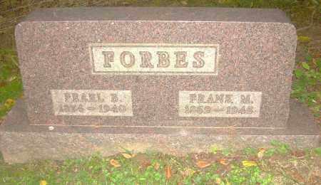 FORBES, PEARL B - Carroll County, Ohio | PEARL B FORBES - Ohio Gravestone Photos