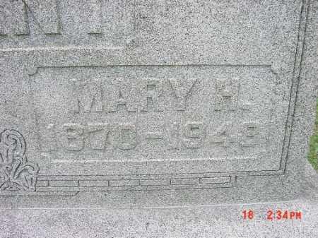 GRANT, MARY H. - Carroll County, Ohio | MARY H. GRANT - Ohio Gravestone Photos