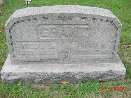 GRANT, MONUMENT - Carroll County, Ohio | MONUMENT GRANT - Ohio Gravestone Photos