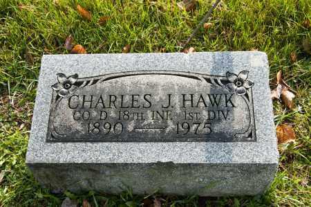 HAWK, CHARLES JASON - Carroll County, Ohio   CHARLES JASON HAWK - Ohio Gravestone Photos