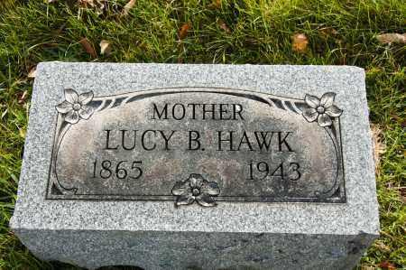 BEECHER HAWK, LUCY - Carroll County, Ohio | LUCY BEECHER HAWK - Ohio Gravestone Photos