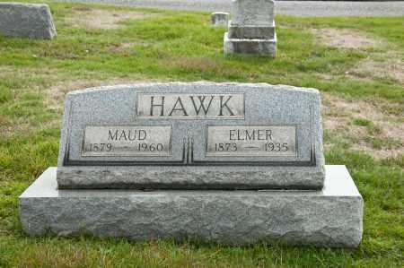HAWK, MAUD LILLIAN - Carroll County, Ohio | MAUD LILLIAN HAWK - Ohio Gravestone Photos