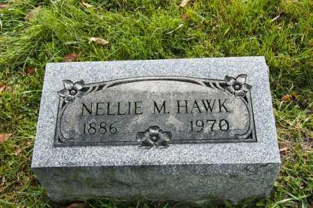 HAWK, NELLIE M. - Carroll County, Ohio | NELLIE M. HAWK - Ohio Gravestone Photos