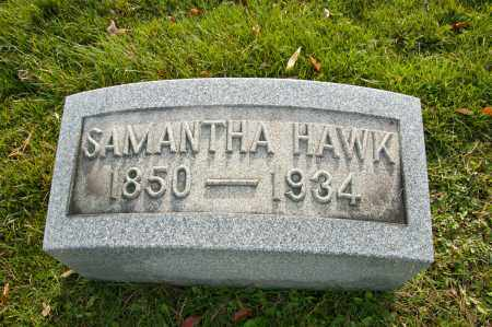HAWK, SAMANTHA - Carroll County, Ohio | SAMANTHA HAWK - Ohio Gravestone Photos