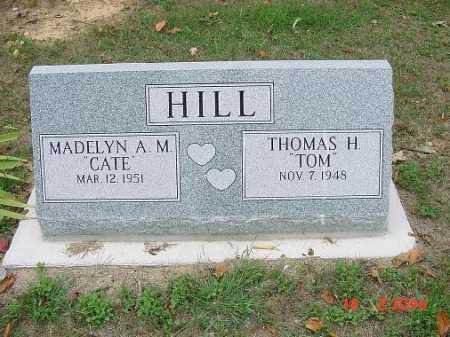 HILL, THOMAS H. - Carroll County, Ohio | THOMAS H. HILL - Ohio Gravestone Photos
