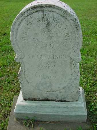 JACKMAN, ADAM - Carroll County, Ohio | ADAM JACKMAN - Ohio Gravestone Photos