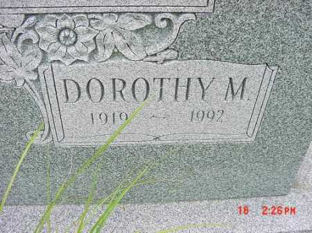 JOHNSON, DOROTHY M. - Carroll County, Ohio   DOROTHY M. JOHNSON - Ohio Gravestone Photos